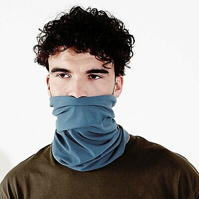 Cammo snood Morf Winter fishing neck warmer ski skiing scarf face mask