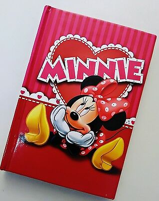 Disney Minnie Mouse Bow Fever Journal New (Other)