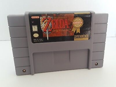 Nintendo SNES - Legend of Zelda - A Link To The Past 1991 SNES - Game ONLY