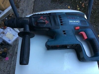 Bosch Professional 36v GBH36VF-LI 3 Function Lithium Hammer Body Only Great Cond
