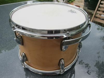 """T.M.S - DRUMS ONLY GERMANY Maple Tom 12"""" x 8"""" Keller Shell Hochglanzlackierung"""