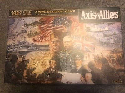 Axis&Allies WWlI 1942  board game...UN-USED NEW LOOK!!! avalon hill