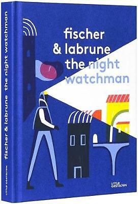 The Night Watchman by Jean-Baptiste Labrune (English) Hardcover Book Free Shippi