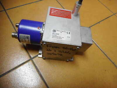 BAUMER IVO -- WIRE DRAW ENCODER 3000mm Length -- CAN OPEN ABSOLUTE -- GXP5W