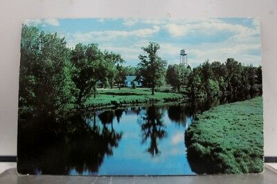 Minnesota MN Bigfork River Postcard Old Vintage Card View Standard Souvenir Post