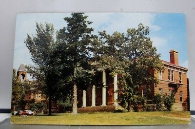Minnesota MN Pillsbury Military Academy Owatonna Postcard Old Vintage Card View