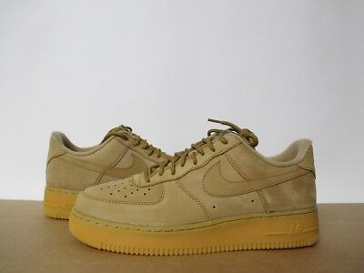 Aa4061 200 Nike Air Force 1 Wb Low Wheat Flax Gum Light Brown Sz 8-14