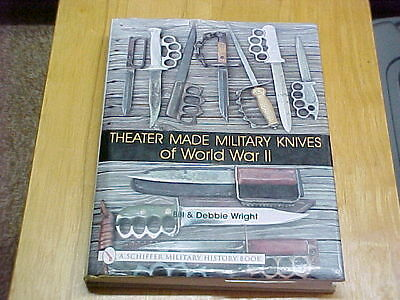 WWII Theater Knife Book