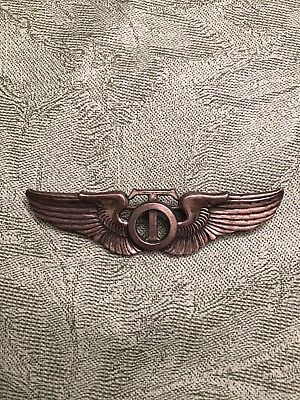 WW2 Sterling Technical Observer Named Wings.