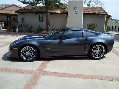 2009 Chevrolet Corvette Zr1 3zr