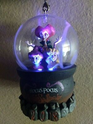 NEW Disney Parks Mickey's Not So Scary Halloween Party Hocus Pocus Ornament 2018