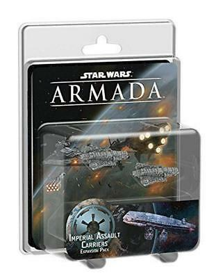 Star Wars Armada Imperial Assault Carriers Expansion - Fantasy Flight Games Free
