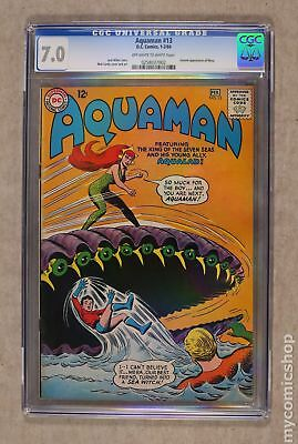 Aquaman (1st Series) #13 1964 CGC 7.0 0258037002