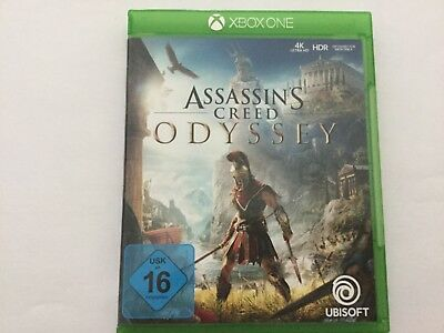 Assassin's Creed Odyssey (Microsoft Xbox One, 2018)