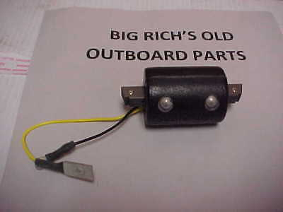 2 spark Replacement coil for early ELTO type outboard motors - new old stock