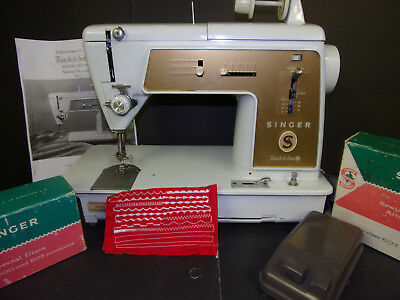 SINGER SEWING MACHINE Totally Me 404040 PicClick Awesome Totally Me Zigzag Singer Sewing Machine Set