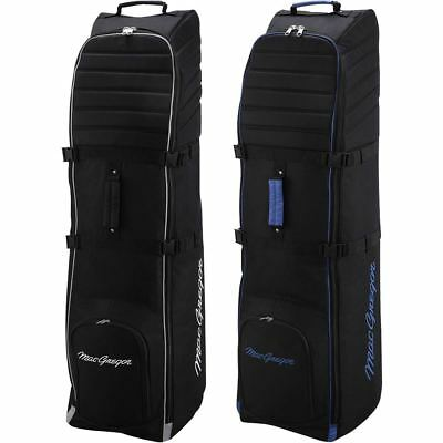 MacGregor 2018 Deluxe VIP II Padded Premium Travel Flight Golf Bag Cover-Wheeled