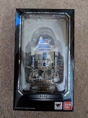 Bandai S.H. Figuarts Star Wars - R2-D2 Episode IV: A New Hope new sealed