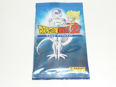 1 x Panini Dragon Ball Z Saga Freezer Serie 1 Trading Cards Booster ! Neu & Ovp