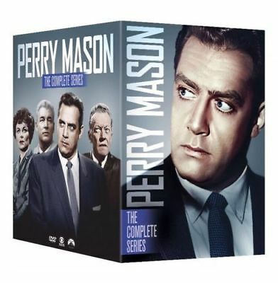 Perry Mason: The Complete Series, DVD, 72 discs Box Set