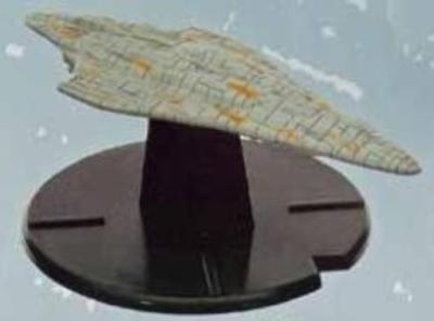 WOTC Star Wars Minis Starship Battles Mon Calamari MC80 MINT