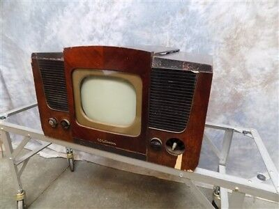 1948 RCA Victor TV Television Model 8TS30 Mid Century Vintage Electronics