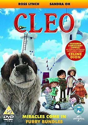 Cleo [DVD] [2016], DVD, New, FREE & Fast Delivery