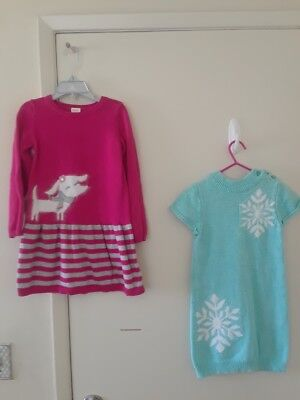 20 dresses ( 2 new) from Gymboree(16), Carters(1) and (3) Crazy8 for 5T