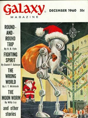 Galaxy Science Fiction (pulp/digest) #Vol. 19 #2 1960 VG 4.0 Stock Image