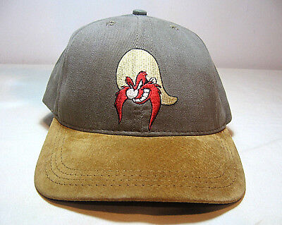 Vtg Yosemite Sam Baseball Hat-Acme-Warner Bros.-Looney Tunes-Bugs Bunny-1991