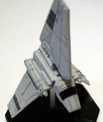 WOTC Star Wars Minis Starship Battles Imperial Shuttle MINT