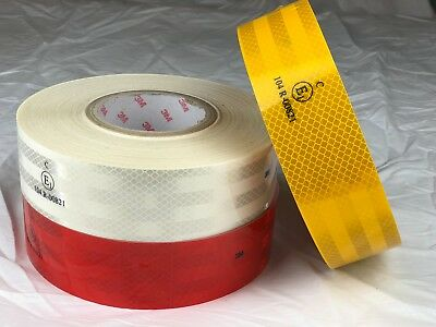 3M Diamond Grade High Quality Self-Adhesive Reflective Tape