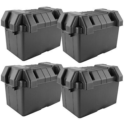 Universal Battery Box Suit N70ZZ Size Great For Boats Campers Caravan -Pack of 4
