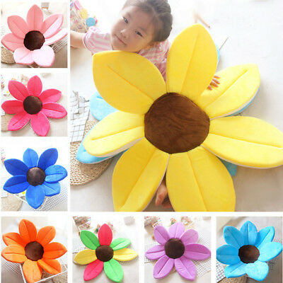 Lotus Flower Bathtub Blooming Sink Bath Flower Mat Pad for Newborn Baby Infant