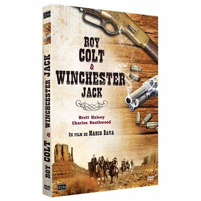 DVD Roy colt and winchester jack