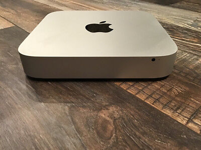 Mac Mini (Late 2012) 2.6 Ghz i7, 16 Gb Ram, 500 Gb HDD