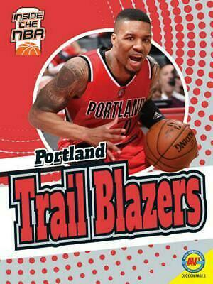 Portland Trail Blazers by Sam Moussavi (English) Hardcover Book Free Shipping!