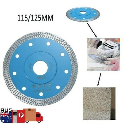 Porcelain Tile Turbo Thin Diamond Dry Cutting Blade/Disc Grinder Wheel 115/125mm