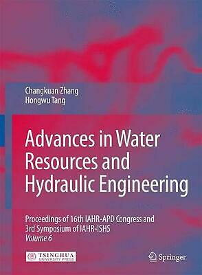 Advances in Water Resources & Hydraulic Engineering: Proceedings of 16th Iahr-Ap