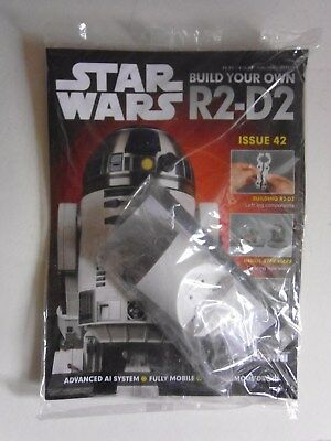 DeAgostini Star Wars Build Your Own R2-D2 Issues 42 NEW & SEALED