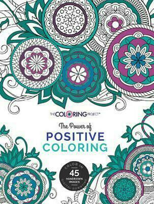 The Power of Positive Coloring: Creating Digital Downtime for Self-Discovery by