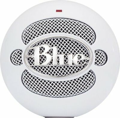 Blue Microphones Snowball iCE Condenser Microphone (With USB Cable and Stand) VG