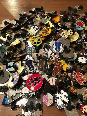 15 X Random Disney Trading Pins - Perfect For Trading