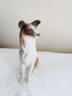Lladro Collie # 1316 A/k/a: Dog Vintage & Rare
