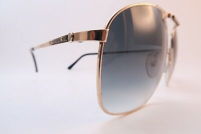 Vintage 70s sunglasses made in Austria by Dunhill Mod. 6046 horn detail KILLER