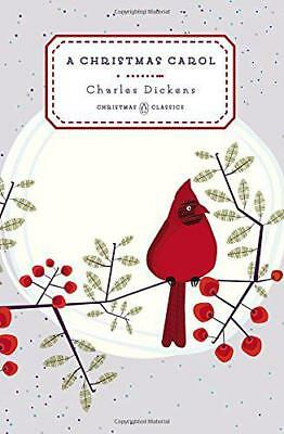 A Christmas Carol (Penguin Christmas Classics) by Dickens, Charles, NEW Book, (H