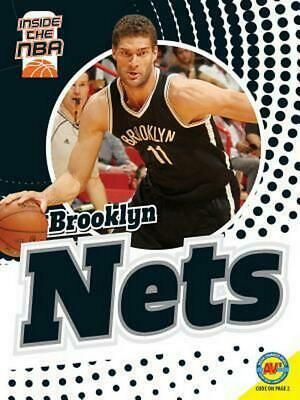 Brooklyn Nets by Sam Moussavi (English) Hardcover Book Free Shipping!