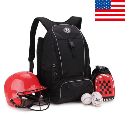 Baseball Bat Bag Softball Equipment Backpack Bat Pack for Youth and Adults
