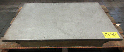 "20"" x 30"" Cast Iron Surface Fixture Layout Plate for Metalworking"