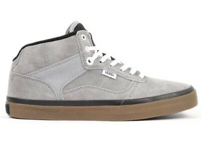 fe90dd55e0993a New Vans Bedford Mens 6.5 Womens 8 OTW Poly Grey Gray Suede Gum Shoes  Sneakers